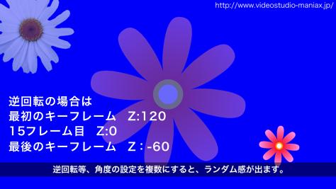 VideoStudioで花が咲く効果 (15)